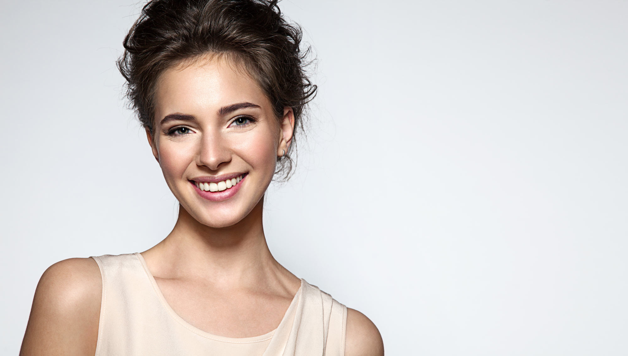 Woman Happy with MinimalScar
